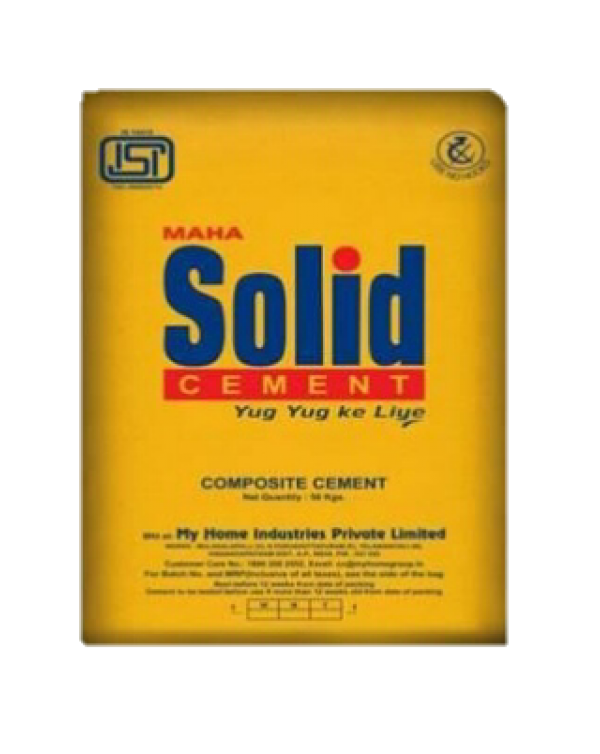 SOLID HD CEMENT - HDPE PACK
