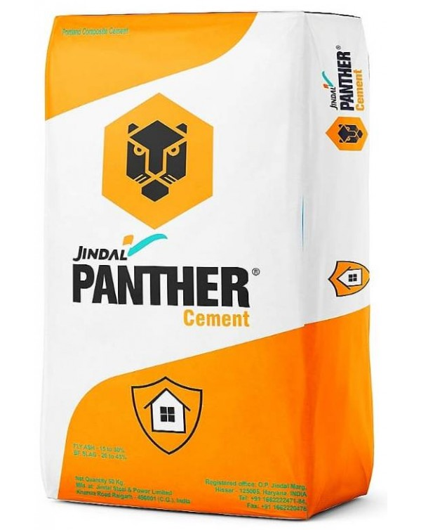 JINDAL PANTHER CEMENT - PAPER PACK