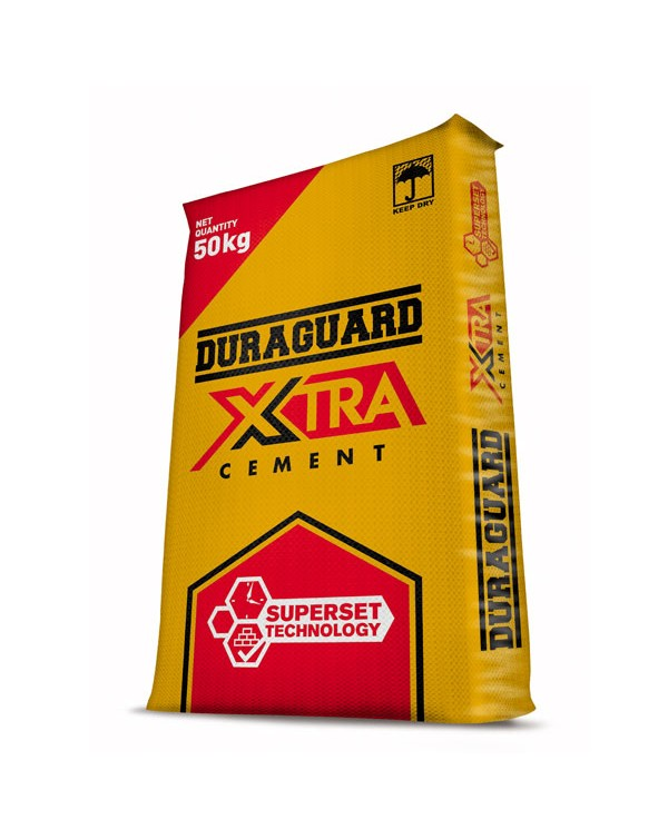 DURAGUARD EXTRA CEMENT - PAPER PACK